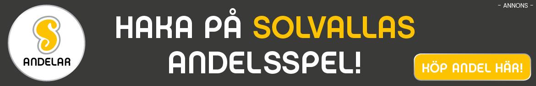 Solvalla Andelar