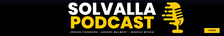 Solvalla Podcast - liggande