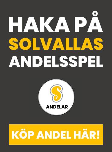 Solvalla Andelar - stående